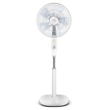 电风扇/五叶遥控直流落地扇 预约开关机 静音 电扇 家用电器 正品销售